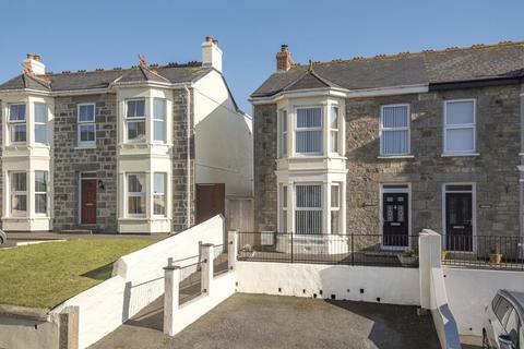 3 bedroom semi-detached house for sale - Gew Terrace, Redruth