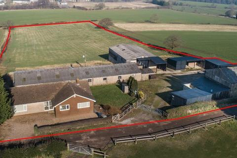 Farm for sale - Ockley Farm, Dyche Lane, Dronfield