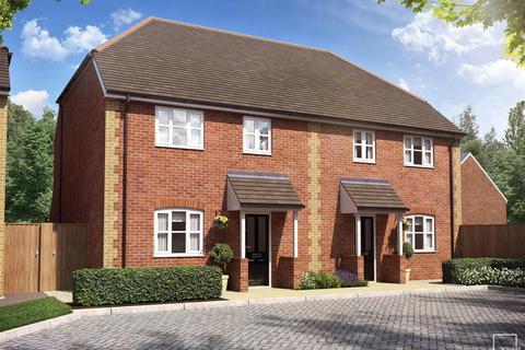 4 bedroom semi-detached house for sale - Walden Croft, Simpson, Milton Keynes