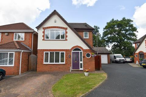 3 bedroom detached house for sale - Lime Tree Grove, Northfield, Birmingham, B31
