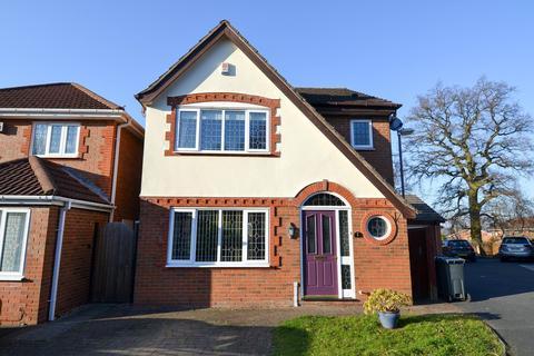 3 bedroom detached house for sale - Lime Tree Grove, Northfield, Birmingham, B31