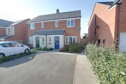 3 bedroom semi-detached house for sale - Greenheath Rd, Hednesford, Cannock, WS12 4GP