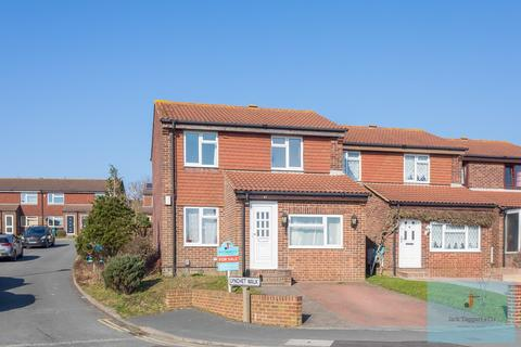 4 bedroom semi-detached house for sale - Lynchet Close, Brighton, BN1