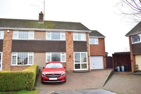 5 bedroom semi-detached house for sale - Ryeland Road, Duston, Northampton