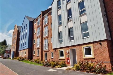 2 bedroom apartment to rent - CORPORATION HOUSE, CITY WHARF, COVENTRY CV1
