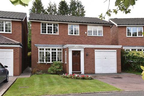 4 bedroom detached house for sale - Gainsborough Close, Wilmslow