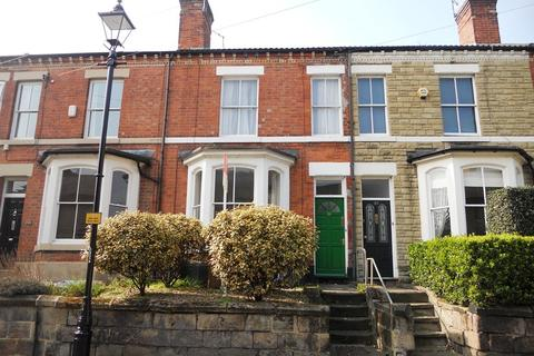 3 bedroom terraced house to rent - North Parade, Derby