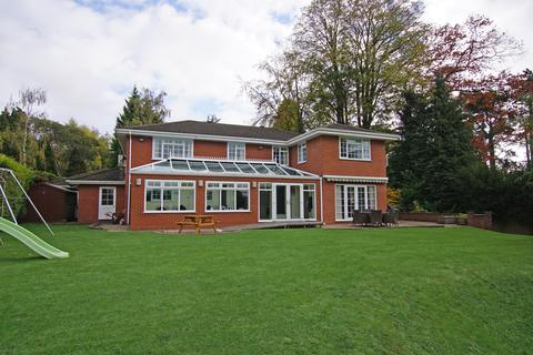 5 bedroom detached house for sale - Woodside Drive, Barnt Green, B45 8XT