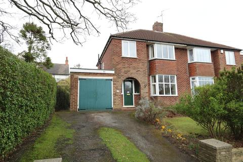 3 bedroom semi-detached house for sale - Poplar Road, Dorridge