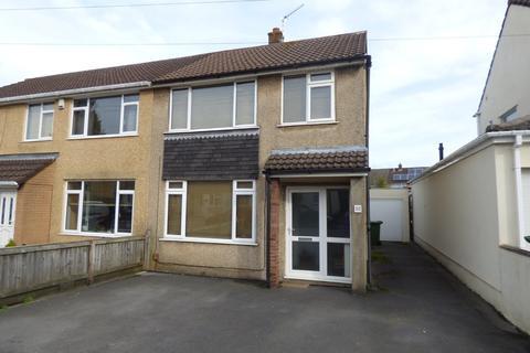 3 bedroom semi-detached house to rent - Bradley Avenue, Winterbourne, Bristol