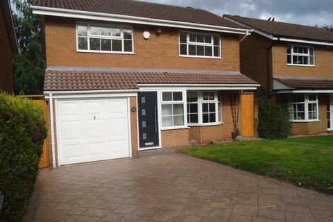 4 bedroom detached house to rent - Ashdene Close, Sutton Coldfield