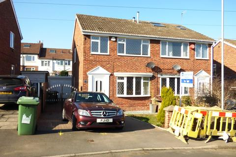 3 bedroom semi-detached house to rent - Airedale Gardens, Rodley, Leeds LS13