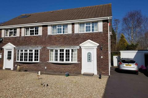 3 bedroom semi-detached house for sale -  Sandringham Close,  Swansea, SA4