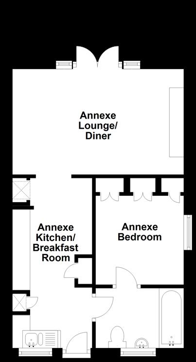 Floorplan 3 of 3: Ground Floor/Annexe