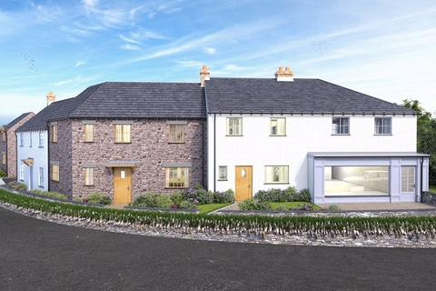 3 bedroom semi-detached house for sale - Marhamchurch, Bude