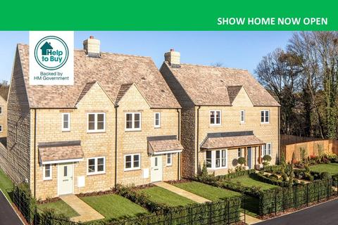 3 bedroom semi-detached house for sale - Plot 6, Deanfield Grove, St Johns Road, Tackley, Oxfordshire, OX5