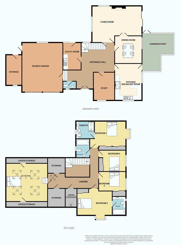 2 D Floor Plan
