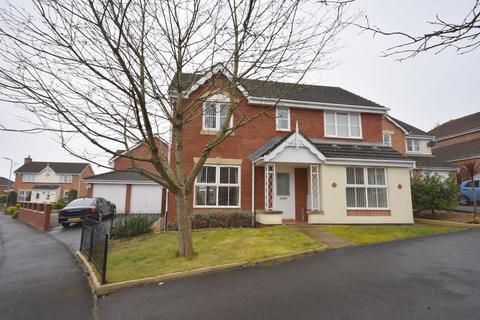 4 bedroom detached house for sale - 19 Heol Leubren, Pencoedtre Village, Barry, Vale of Glamorgan, CF63 1HG