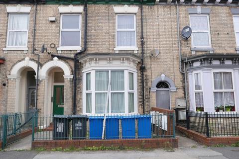 Studio to rent - Flat 3, 5 Peel Street, Spring Bank, Hull, HU3 1QR