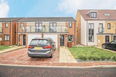 3 bedroom semi-detached house for sale - Greville Gardens, Newcastle Upon Tyne