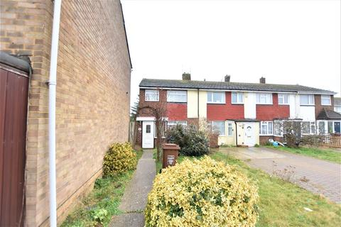 3 bedroom end of terrace house for sale - Glamford Road, Rochester