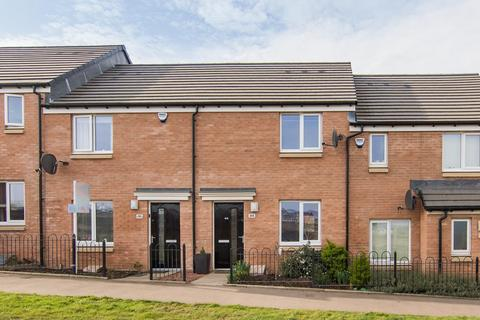 2 bedroom terraced house for sale - Milligan Drive, Newcraighall, Edinburgh, EH16