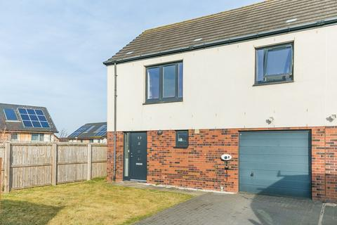 2 bedroom semi-detached house for sale - George Grieve Way, Tranent, EH33
