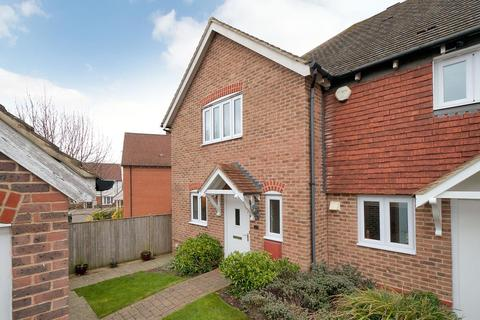 3 bedroom end of terrace house for sale - Francis Lane, Kings Hill, West Malling