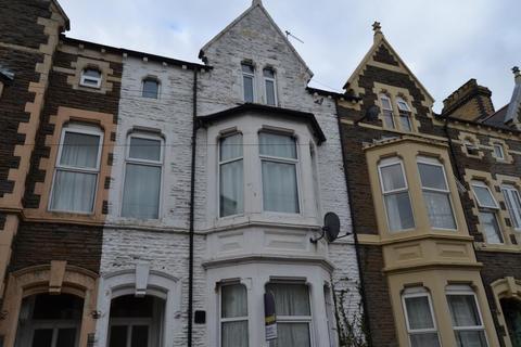 Studio to rent - F3 92, Claude Road, Roath, Cardiff, South Wales, CF24 3QD
