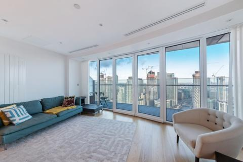 1 bedroom apartment for sale - Arena Tower, Crossharbour Plaza, Canary Wharf E14