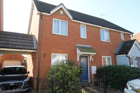 2 bedroom semi-detached house to rent - Caracalla Way, Colchester, Essex