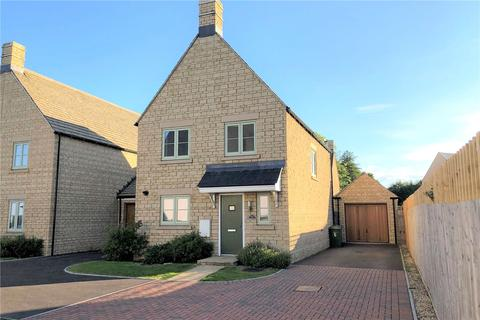 4 bedroom detached house to rent - Merlin Close, Upper Rissington, Gloucestershire, GL54