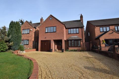 5 bedroom detached house for sale - Warwick Road, Chadwick End, Solihull, B93 0BL
