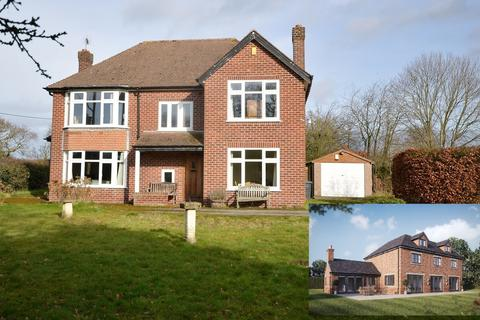 4 bedroom property with land for sale - Cherry Nurseries House, Kay Lane, Lymm