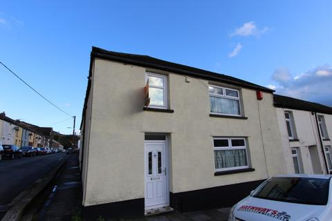 2 bedroom end of terrace house for sale - Victoria Street, Ystrad - Pentre