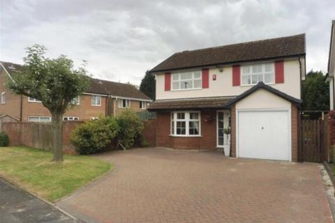 4 bedroom detached house to rent - Farnborough Drive, Shirley