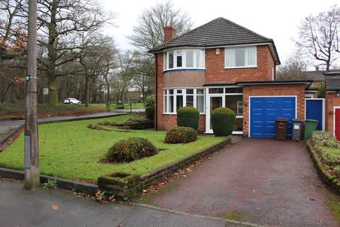 3 bedroom detached house to rent - Bramcote Drive, Solihull