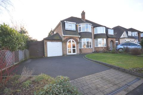 3 bedroom semi-detached house to rent - Wroxall Road, Solihull