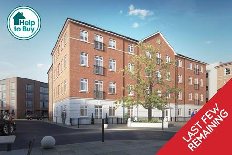 2 bedroom apartment for sale - Waddesdon House, Gorcott Lane, Dickens Heath