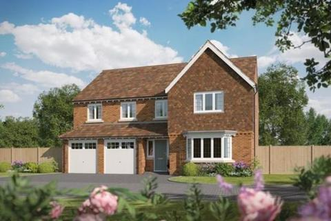 5 bedroom detached house for sale - Fulford Hall Road, Tidbury Green