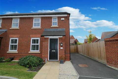 2 bedroom semi-detached house for sale - Ladys Hall Lane, Dickens Heath