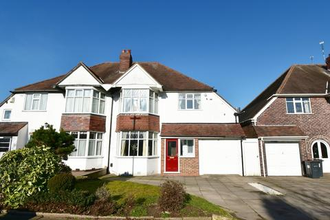 4 bedroom semi-detached house for sale - Sherwood Road, Hall Green