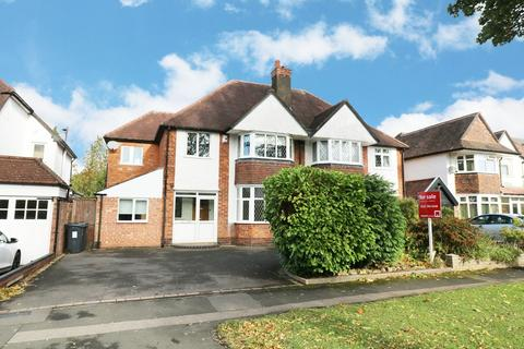 4 bedroom semi-detached house for sale - Etwall Road, Hall Green