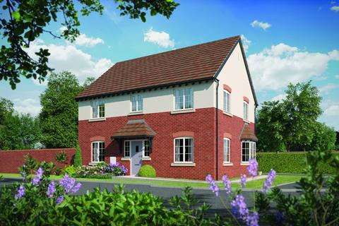 Detached house for sale - Fulford Hall Road, Tidbury Green
