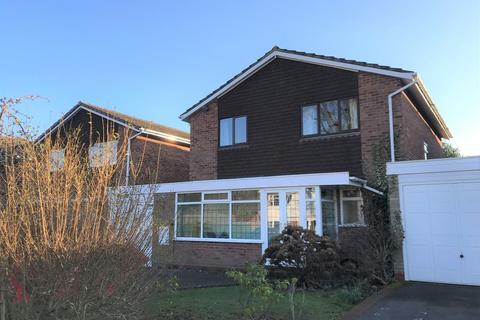 4 bedroom detached house for sale - Woodshires Road, Solihull