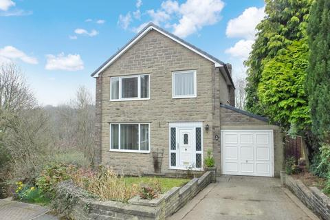 3 bedroom detached house for sale - St Quentin Rise, Bradway, Sheffield, S17 4PR
