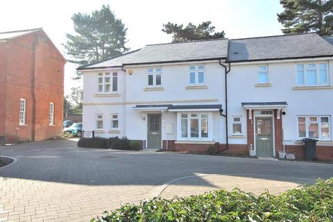 3 bedroom end of terrace house for sale - Grace Bartlett Gardens, Chelmsford, Essex, CM2