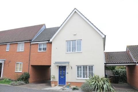 3 bedroom link detached house for sale - Tapley Road, Newlands Spring, Chelmsford, Essex