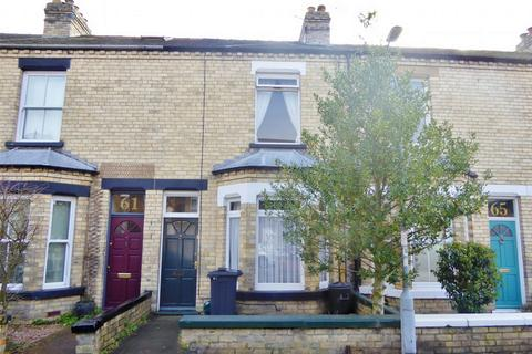 2 bedroom terraced house for sale - Beaconsfield Street, Acomb, York