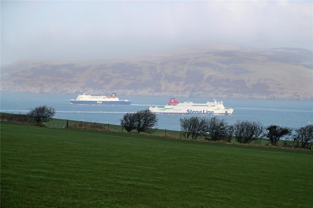 View Over Loch Ryan